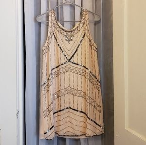 Forever 21 Light Pink Party Dress